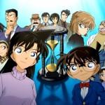 Detective Conan, Ran, Kogoro, Goro, Heiji, Professor Agasa, Ai, Squadra dei Giovani Detective
