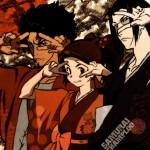 Samurai Champloo, Mugen, Fu, Jin