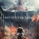 L'Attacco dei Giganti Movie Poster