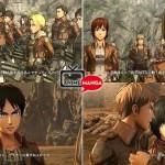Immagini videogame Attacco dei Giganti