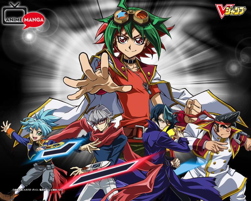 Episodi Yu-Gi-Oh! Arc-V - Seconda Stagione   AnimeeManga.it