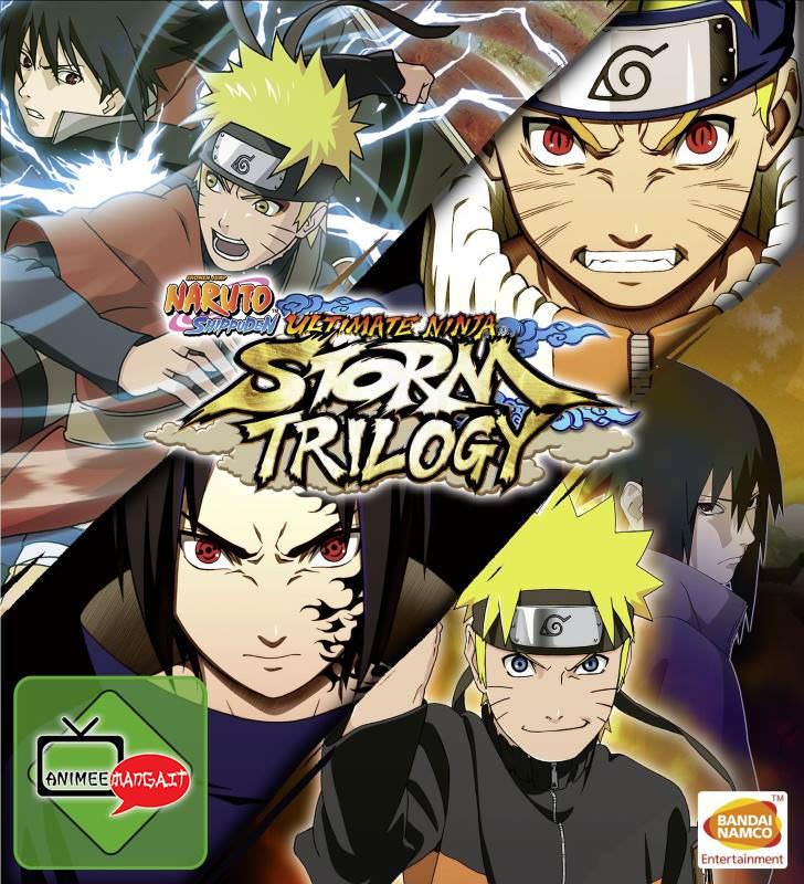 Bandai annuncia: Naruto SUNS Trilogy/Legacy   AnimeeManga.it